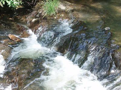 Waterfall Cresendo Poster