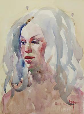 Wc Portrait 1617 Poster