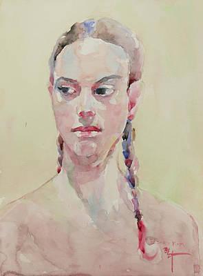 Wc Portrait 1619 Poster