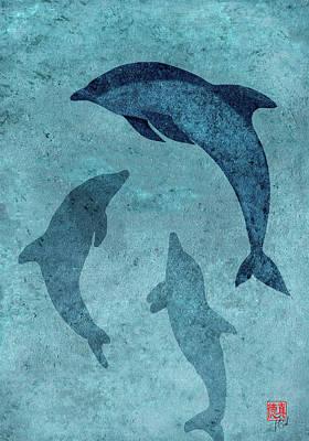 We Dream Again Of Blue Green Seas Poster