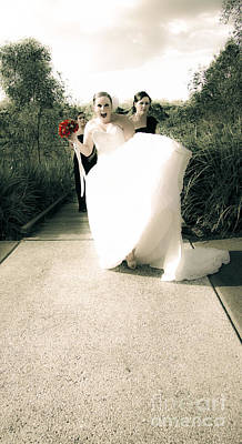 Wedding Joy Poster