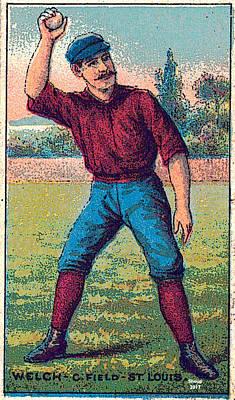 Welch Center Field Poster