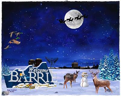 Welcome To Barrie - 2015 Poster