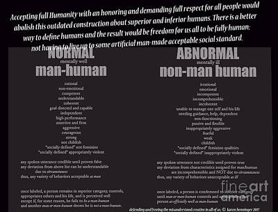 Well Being To Be Fully Human Poster