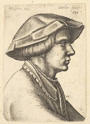 Wenceslaus Hollar Poster by MotionAge Designs