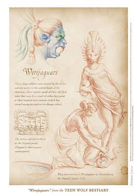 Werejaguars Poster