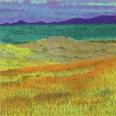 Western Edge Prairie Dream Poster
