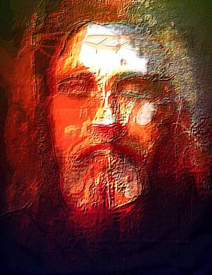 What Did Jesus Look Like Poster by Larry Lamb