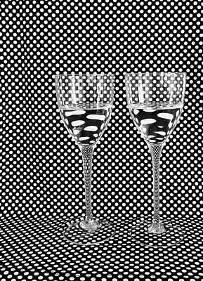 What's In My Drink? Poster by Anna Villarreal Garbis