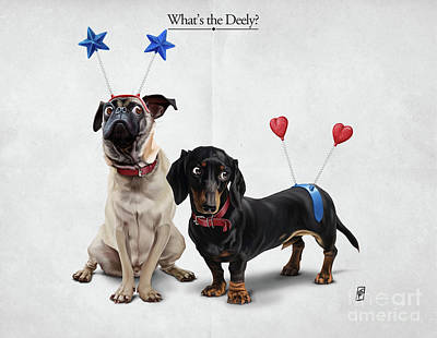 What's The Deely? Poster