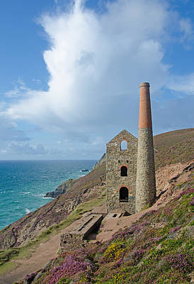 Wheal Coates  Poster
