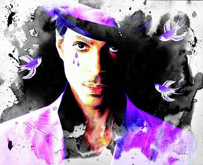 When Doves Cry Poster