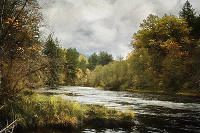 When Life Was Slow Poster by Belinda Greb
