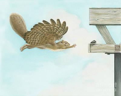 When Squirrels Dream Poster