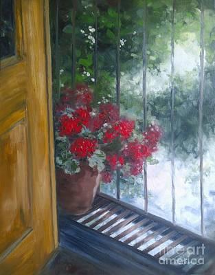 Where Art Thou? ...my Beloved Poster by Lori Pittenger