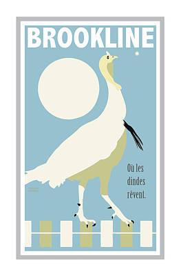 Where Turkeys Dream Poster