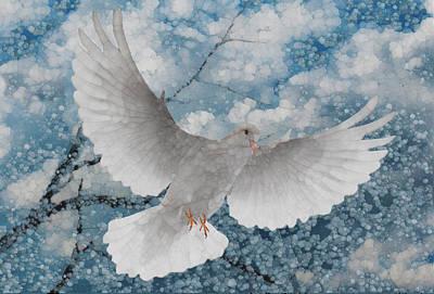 White Dove-flight Series Poster