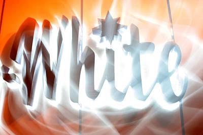 White Hot Poster