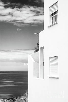 White House Ocean View Poster