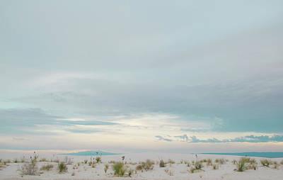 White Sands National Park Poster