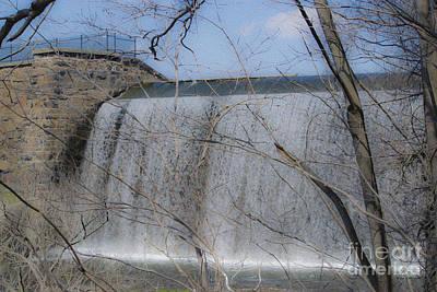 Eli Whitney's Dam  Poster