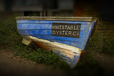 Whitstable Oysters Poster by David French