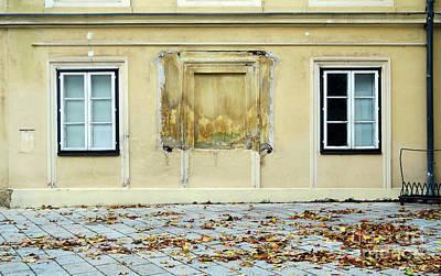 Wiener Wohnhaus Poster