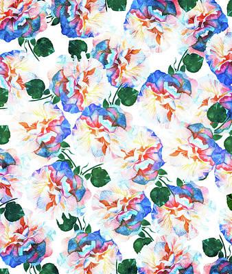 Wild Flora Poster by Uma Gokhale