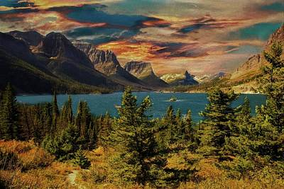 Wild Goose Island Gnp. Poster