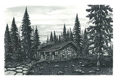 Wilderness Home Poster