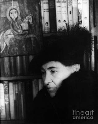 Willa Cather, American Author Poster