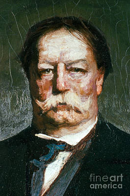 William Howard Taft Poster by Photo Researchers