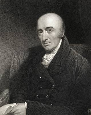 William Hyde Wollaston 1766-1828 Poster by Vintage Design Pics