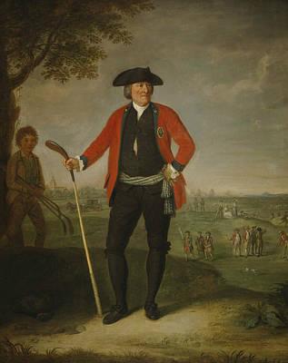 William Inglis Poster by David Allan