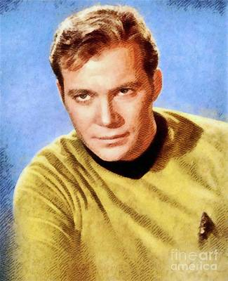 William Shatner, Actor Poster