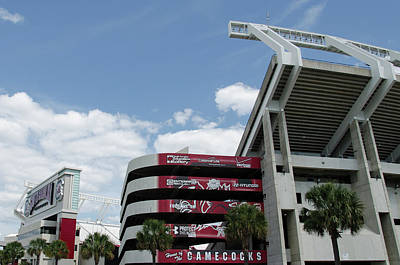 Williams Brice Stadium  II Poster