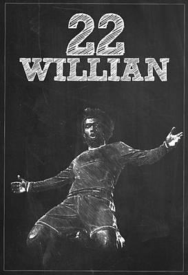 Willian Poster