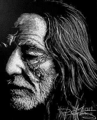 Willie Poster by Paul Foutz