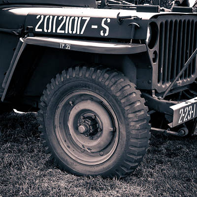 Willy's Jeep 05 Poster