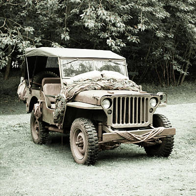 Willy's Jeep 06 Poster