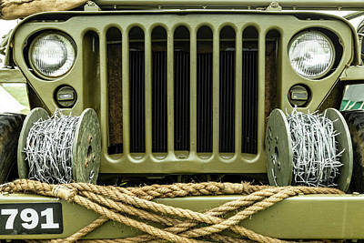 Willy's Jeep 08 Poster