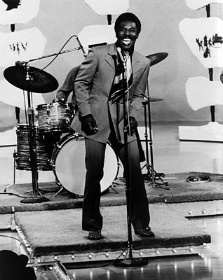 Wilson Pickett, Early 1970scsu Archives Poster