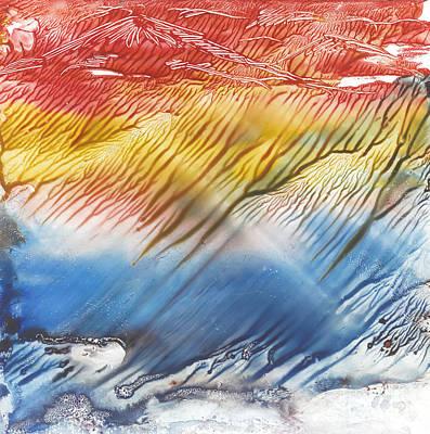 Wind  Poster by Velizar Gordeev