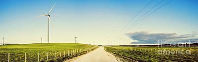 Windfarm Way Poster