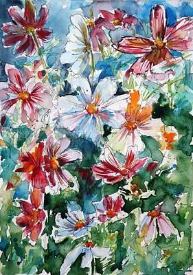 Windflowers IIi Poster