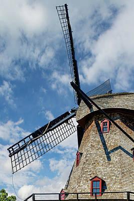 Windmill Profile Poster