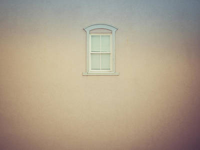 Window And Wall Poster