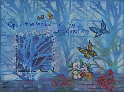 Window Of Imagination Poster