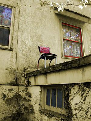 Window Seat Poster by Arthur Fix