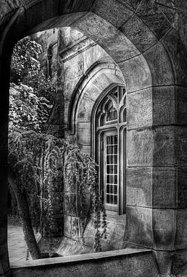 Window - Through A Window Poster by Mike Savad